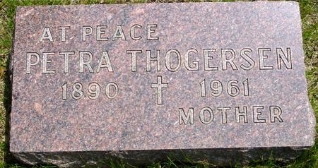 THOGERSEN, PETRA - Ida County, Iowa | PETRA THOGERSEN