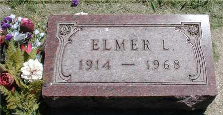 THORBORG, ELMER L. - Ida County, Iowa | ELMER L. THORBORG
