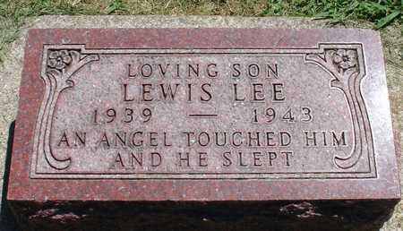 THORBORG, LEWIS LEE - Ida County, Iowa | LEWIS LEE THORBORG