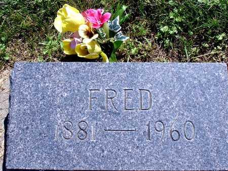TIEDEMANN, FRED - Ida County, Iowa | FRED TIEDEMANN
