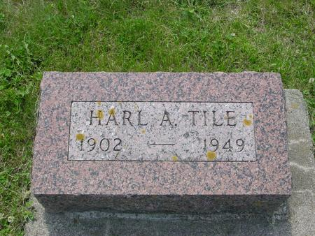 TILE, HARL - Ida County, Iowa | HARL TILE