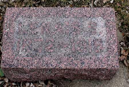TODD, LENAIS S. - Ida County, Iowa | LENAIS S. TODD