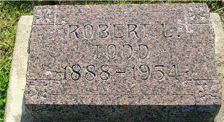 TODD, ROBERT L. - Ida County, Iowa   ROBERT L. TODD