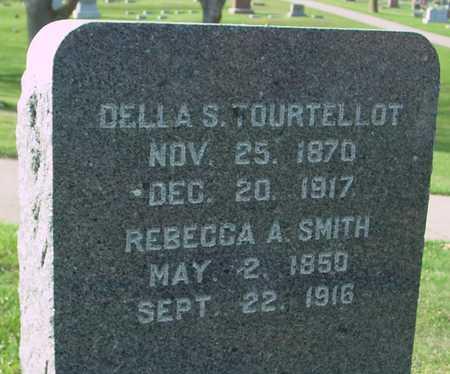TOURTELLOT, DELLA S. - Ida County, Iowa   DELLA S. TOURTELLOT