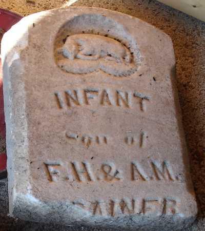 TRAINER, INFANT SON - Ida County, Iowa | INFANT SON TRAINER