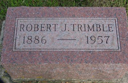 TRIMBLE, ROBERT J. - Ida County, Iowa | ROBERT J. TRIMBLE