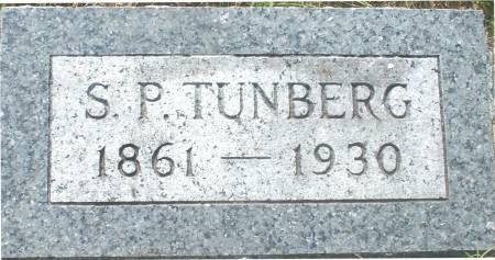 TUNBERG, S. P. - Ida County, Iowa | S. P. TUNBERG
