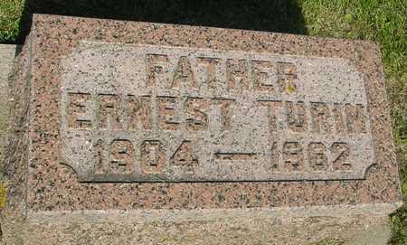 TURIN, ERNEST - Ida County, Iowa | ERNEST TURIN