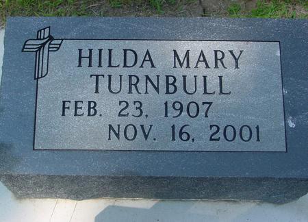 TURNBULL, HILDA MARY - Ida County, Iowa | HILDA MARY TURNBULL