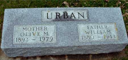 URBAN, WILLIAM & OLIVE - Ida County, Iowa | WILLIAM & OLIVE URBAN