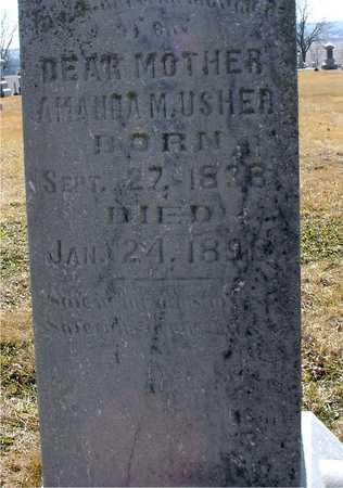 USHER, AMANDA M. - Ida County, Iowa | AMANDA M. USHER