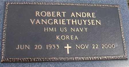 VAN GRIETHUYSEN, ROBERT ANDRE - Ida County, Iowa | ROBERT ANDRE VAN GRIETHUYSEN