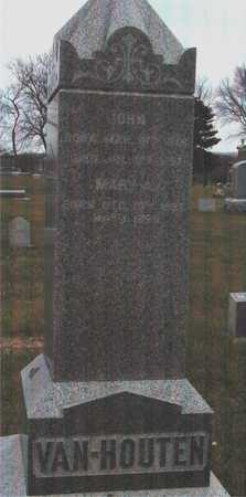 VAN HOUTEN, JOHN & MARY A. - Ida County, Iowa | JOHN & MARY A. VAN HOUTEN