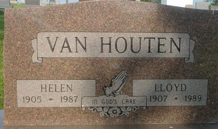 VAN HOUTEN, LLOYD C. - Ida County, Iowa   LLOYD C. VAN HOUTEN