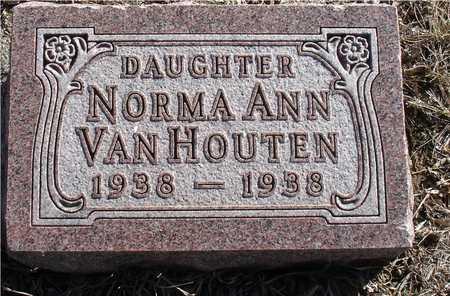 VAN HOUTEN, NORMA ANN - Ida County, Iowa | NORMA ANN VAN HOUTEN