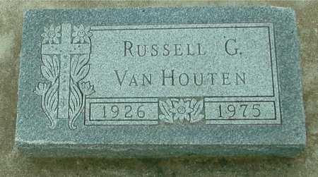 VAN HOUTEN, RUSSELL G. - Ida County, Iowa | RUSSELL G. VAN HOUTEN