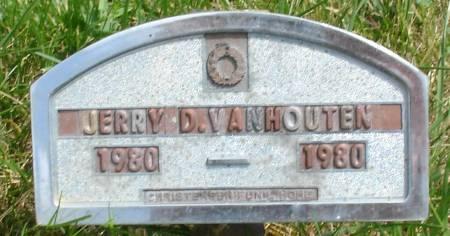 VAN HOUTEN, JERRY D. - Ida County, Iowa | JERRY D. VAN HOUTEN