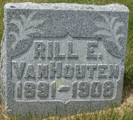 VAN HOUTEN, RILL E. - Ida County, Iowa | RILL E. VAN HOUTEN