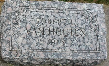 VAN HOUTEN, ROBERT L. - Ida County, Iowa   ROBERT L. VAN HOUTEN