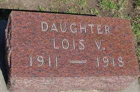 VARNER, LOIS V. - Ida County, Iowa | LOIS V. VARNER