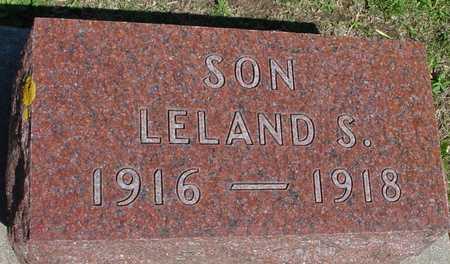 VARNER, LELAND S. - Ida County, Iowa   LELAND S. VARNER