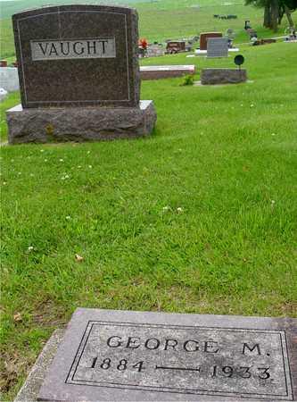 VAUGHT, GEORGE M. - Ida County, Iowa | GEORGE M. VAUGHT