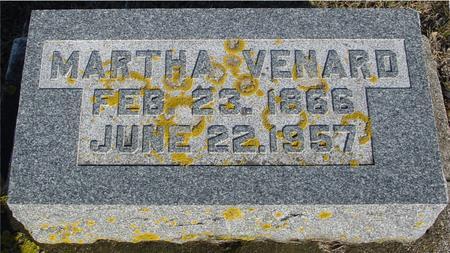 VENARD, MARTHA - Ida County, Iowa | MARTHA VENARD