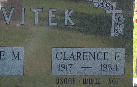 VITEK, CLARENCE E. - Ida County, Iowa | CLARENCE E. VITEK