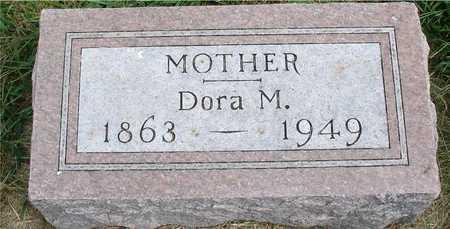 VOHS, DORA A. - Ida County, Iowa | DORA A. VOHS