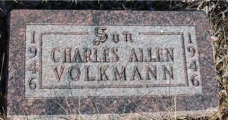 VOLKMANN, CHARLES ALLEN - Ida County, Iowa | CHARLES ALLEN VOLKMANN