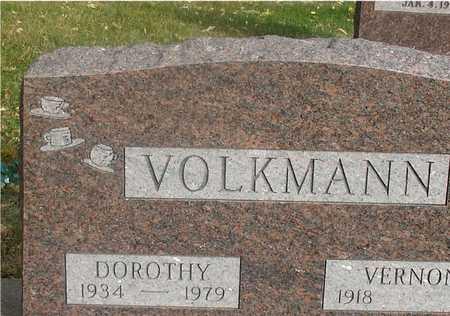 VOLKMANN, DOROTHY - Ida County, Iowa | DOROTHY VOLKMANN