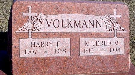 VOLKMANN, MILDRED M. - Ida County, Iowa   MILDRED M. VOLKMANN