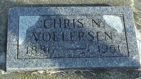 VOLLERSEN, CHRIS N. - Ida County, Iowa | CHRIS N. VOLLERSEN