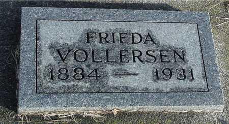 VOLLERSEN, FRIEDA - Ida County, Iowa | FRIEDA VOLLERSEN