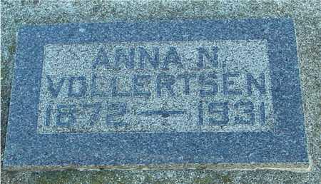 VOLLERTSEN, ANNA N. - Ida County, Iowa | ANNA N. VOLLERTSEN
