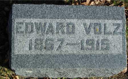 VOLZ, EDWARD - Ida County, Iowa | EDWARD VOLZ