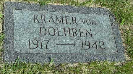 VON DOEHREN, KRAMER - Ida County, Iowa | KRAMER VON DOEHREN