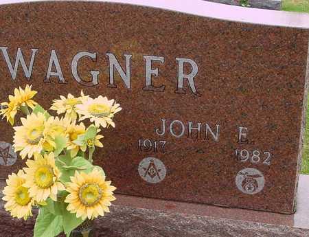 WAGNER, JOHN F. - Ida County, Iowa | JOHN F. WAGNER