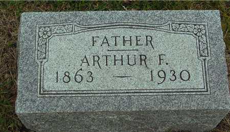 WAIT, ARTHUR F. - Ida County, Iowa   ARTHUR F. WAIT