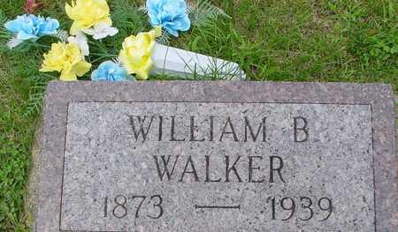 WALKER, WILLIAM B. - Ida County, Iowa   WILLIAM B. WALKER