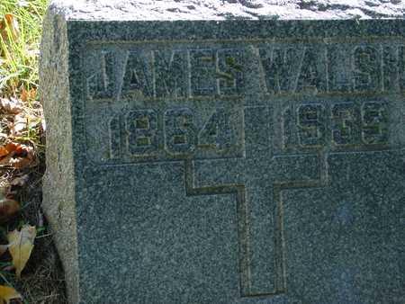 WALSH, JAMES - Ida County, Iowa | JAMES WALSH