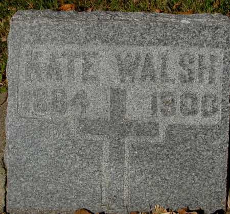 WALSH, KATE - Ida County, Iowa | KATE WALSH