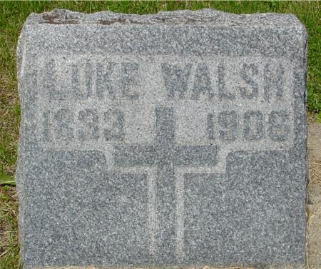 WALSH, LUKE - Ida County, Iowa   LUKE WALSH