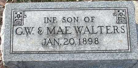 WALTERS, INFANT SON - Ida County, Iowa | INFANT SON WALTERS