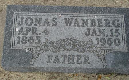 WANBERG, JONAS - Ida County, Iowa | JONAS WANBERG
