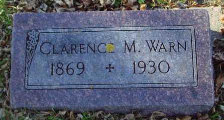 WARN, CLARENCE M. - Ida County, Iowa | CLARENCE M. WARN