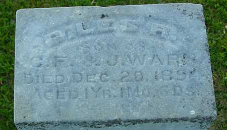WARN, GILES R. - Ida County, Iowa | GILES R. WARN