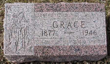 WARNER, GRACE - Ida County, Iowa | GRACE WARNER