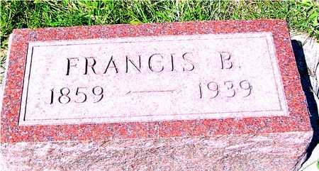 WARNOCK, FRANCIS B. - Ida County, Iowa | FRANCIS B. WARNOCK
