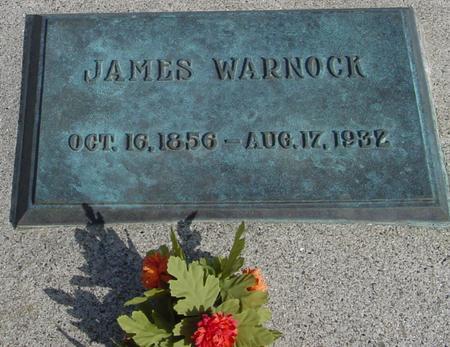 WARNOCK, JAMES - Ida County, Iowa | JAMES WARNOCK